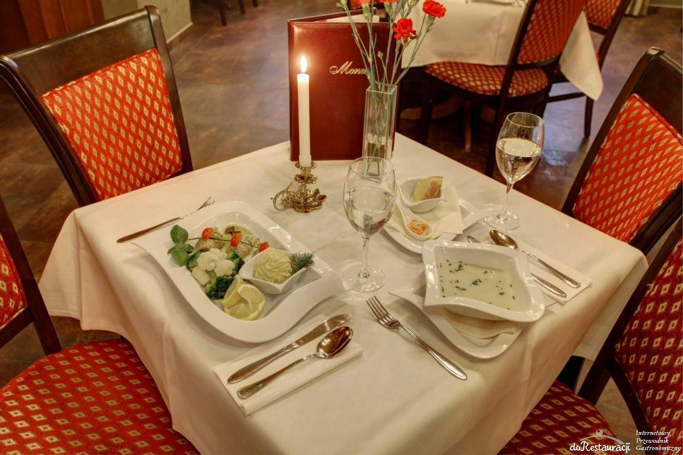 Europejska. Restauracja