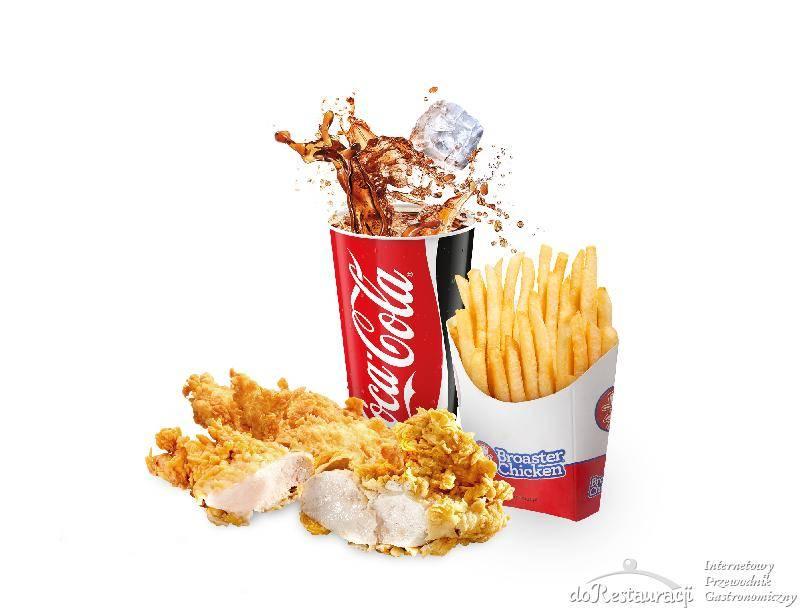 Broaster Chicken - Świdnica
