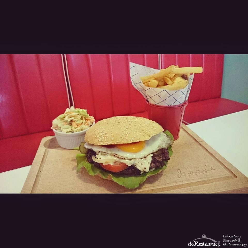 Jerry's burger