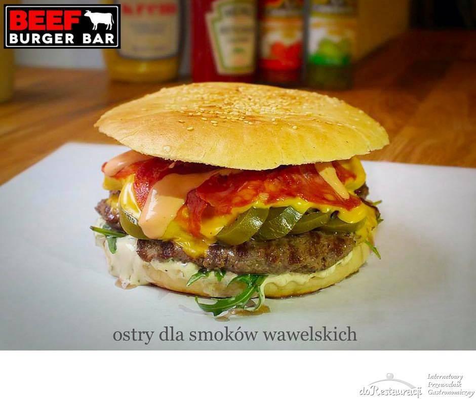 BEEF Burger Bar