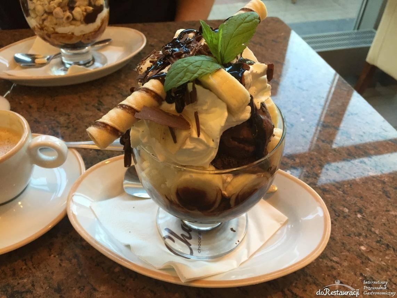 Choice - chocolate & ice cream