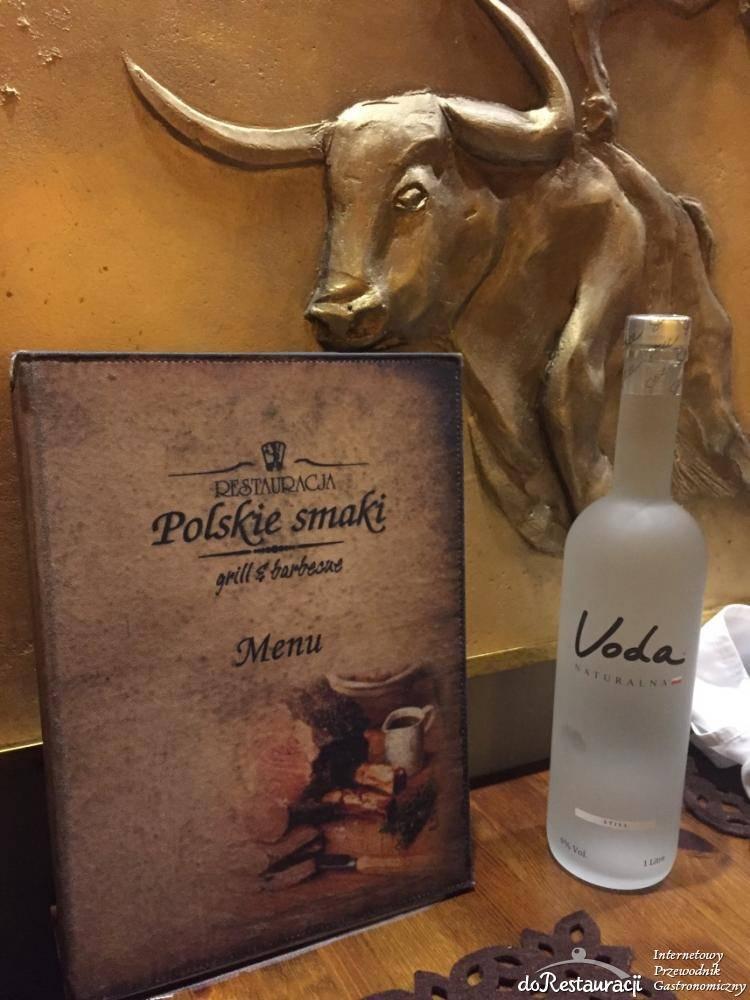 """Restauracja """"Polskie Smaki"""""""