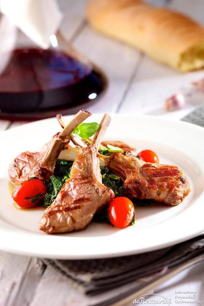Restauracja Papalina. Kuchnia chorwacka, winiarnia